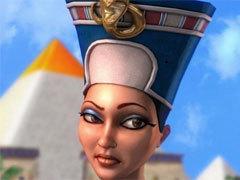 Хатшепсут - персонаж игры Civilization IV. Иллюстрация с сайта civfanatics.net