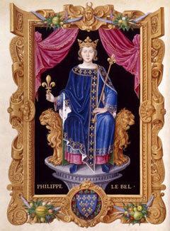 Филипп Красивый Изображение с сайта wikipedia.org