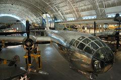 """""""Энола Гей"""". Фото музея авиации и космонавтики США"""