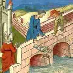 Фрагмент средневековой миниатюры. Иллюстрация с сайта ulaval.ca