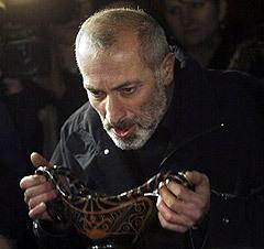 Виталий Калоев. Фото AFP