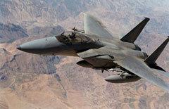 F-15C. Фото ВВС США