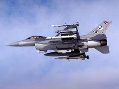 F-16C. Фото ВВС США
