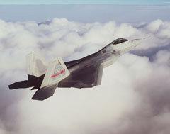 Первый F-22A. Фото c сайта aviaexpo.net