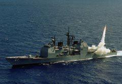 Крейсер класса AEGIS. Фото с сайта rti.com