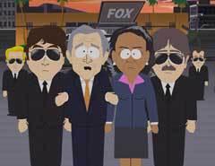 Галерея героев и гостей South Park