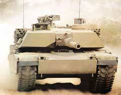 """Модернизированный танк """"Абрамс"""". Фото с сайта www.fas.org"""