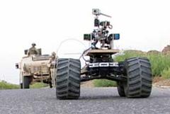 Роботы уже действуют в Ираке. Фото с официального сайта Армии США