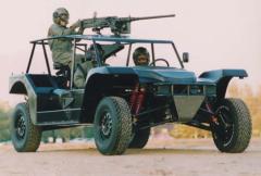Легкий ударный автомобиль LSV. Фото с сайта blackblawg.blogspot.com