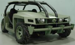 Прототип боевого багги Aggressor. Фото с сайта army-technology.com