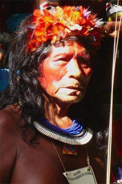 Лица племен: портреты первозданной красоты