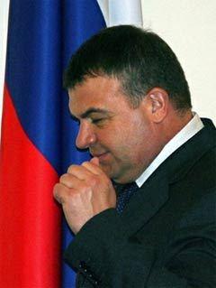 Анатолий Сердюков. Фото AFP