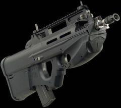 Штурмовая винтовка F2000. Фото с сайта www.armedforces-int.com