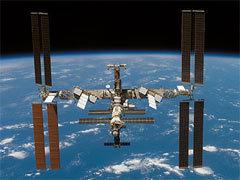 Современный облик МКС. Фото NASA
