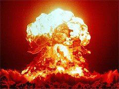 Ядерный взрыв. Фото с сайта wikimedia.org