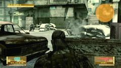 Скриншот MGS4. Кликните на картинке для увеличения