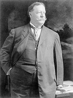 Уильям Говард Тафт. Фото с сайта Библиотеки Конгресса