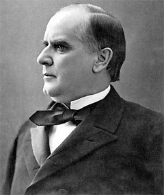 Уильям Маккинли. Фото из энциклопедии Britannica