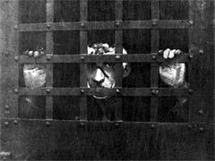 Леон Чолгош в тюрьме. Фото с сайта wikipedia.org