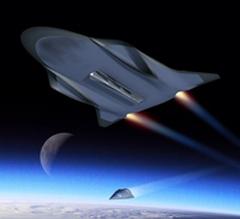 Концепция FALCON. Иллюстрация с сайта www.flightglobal.com