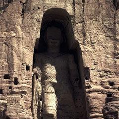 Будда Шакьямуни на снимке 1970-х годов. Из архива AFP