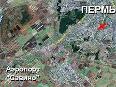 """Кликните на картинке, чтобы посмотреть спутниковый снимок места крушения """"боинга"""". Здесь можно посмотреть фотографию жилого района, который находится примерно 200 метрах от места пад"""