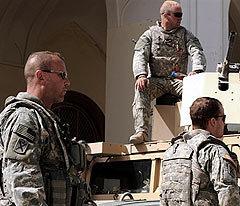 Американские военные в Афганистане. Фото AFP