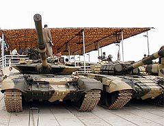 Танки Т-72. Фото с сайта armor.kiev.ua