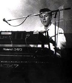 Александр Зайцев, 1988 год. Фото с сайта mashina-vremeni.com