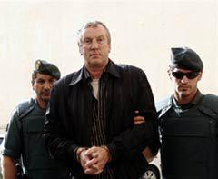 Задержанный в Испании россиянин. Архивное фото AFP