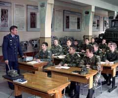 Военный авиационный инженерный университет (Воронеж). Фото с сайта www.mil.ru