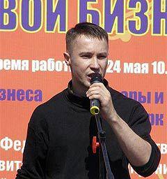 Максим Базылев. Фото с сайта nswap.info