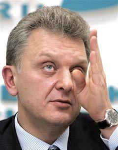 Виктор Христенко. Фото (c)AFP