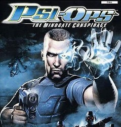 Фрагмент обложки игры Psi-Ops: The Mindgate Conspiracy