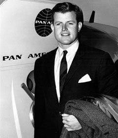 Эдвард Кеннеди, 1962 год. Фото из архива (с)AFP