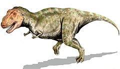 """<i>T. rex</i> с почти """"правильными"""" лапами. В одной из недавних работ было доказано, что на передних конечностях у этих ящеров было <a href=http://lenta.ru/news/2007/10/19/finger/ target=_blank>по три пальца</a>. Изображение пользователя ArthurWeasley с с"""