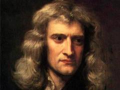 Портрет Исаака Ньютона кисти Годфри Кнеллера