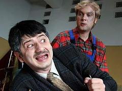 Михалыч и Дулин. Фото с сайта ТНТ