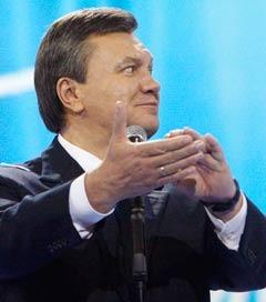 """Виктор Янукович. Фото Ярослава Дебелого для """"Ленты.Ру"""""""