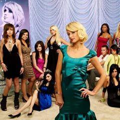 Заставка шоу Paris Hilton's My New BFF. Иллюстрация с сайта MTV