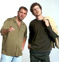 Трэй Паркер и Мэтт Стоун. Фото с сайта South Park Studios