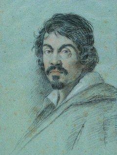 Портрет Караваджо работы Оттавио Леони