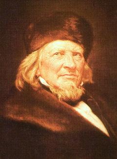 Гофман фон Фаллерслебен. Изображение с сайта wikipedia.org