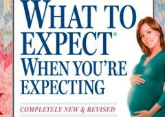 """Фрагмент обложки книги """"What to Expect When You're Expecting"""""""