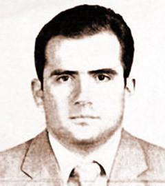 Матвей Урин. Недатированное фото с сайта kriminala.net
