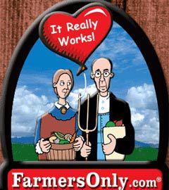 Иллюстрация с сайта знакомств для фермеров