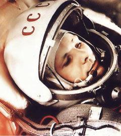 Юрий Гагарин. Фото с сайта NASA