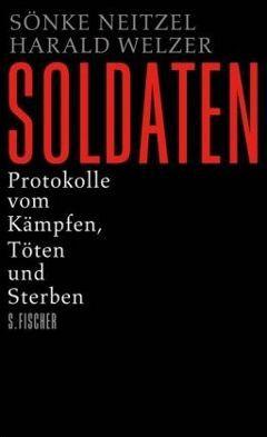 """Обложка книги """"Солдаты"""". Изображение с сайта amazon.de"""