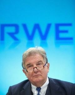 Глава концерна RWE Юрген Гроссман. Фото AFP