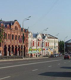 Центр Сергиева Посада. Фото    A.Savin